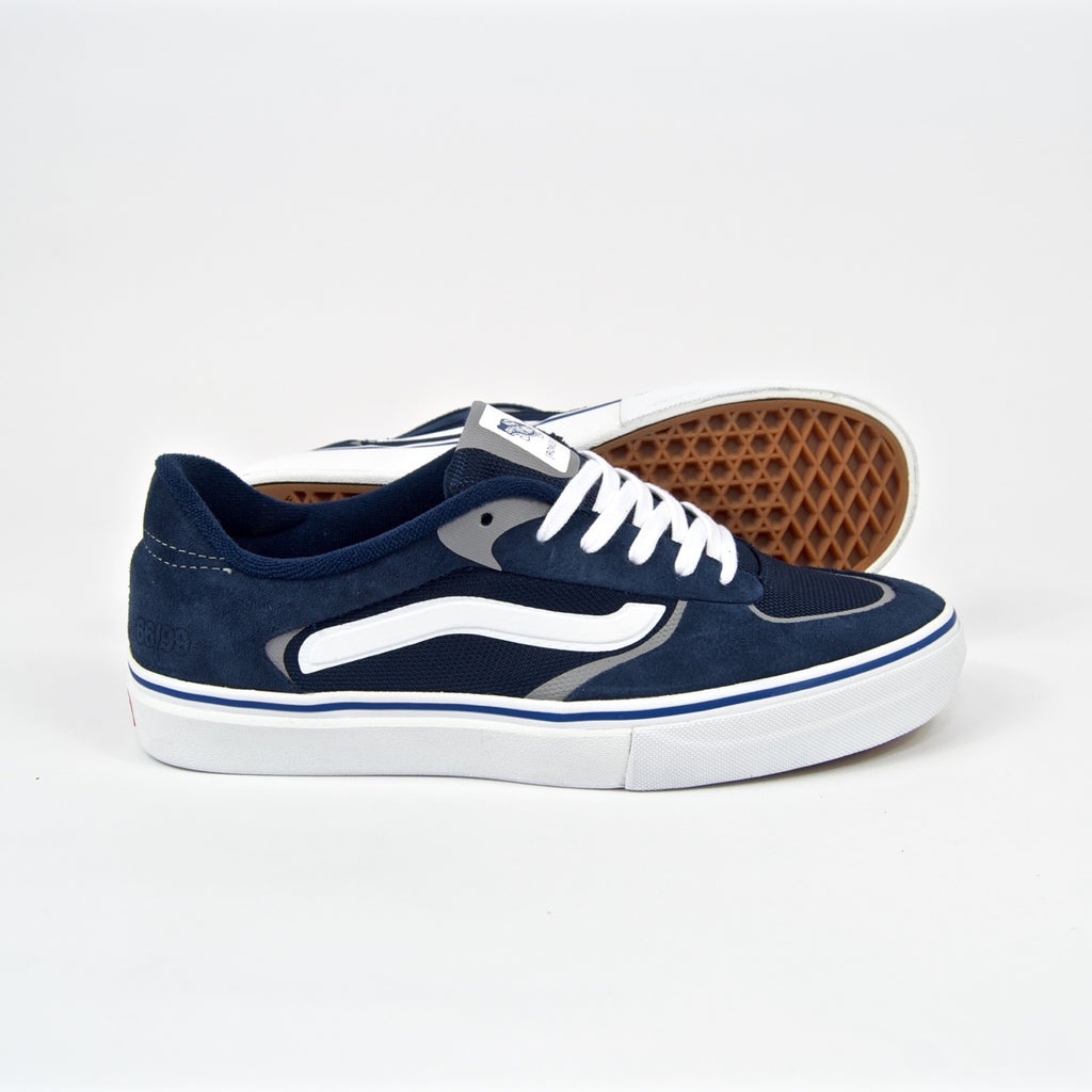 Vans - Rowley Rapidweld Pro Shoes - Navy / White