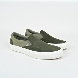 Vans - Slip-On Pro Shoes - Grape Leaf / Laurel Oak
