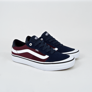 Vans - Style 112 Pro Shoes - Dress Blues / Port Royale