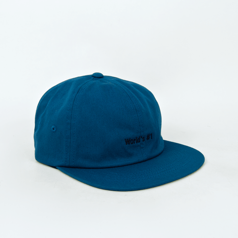 Vans - World's Number 1 Jockey Cap - Corsair