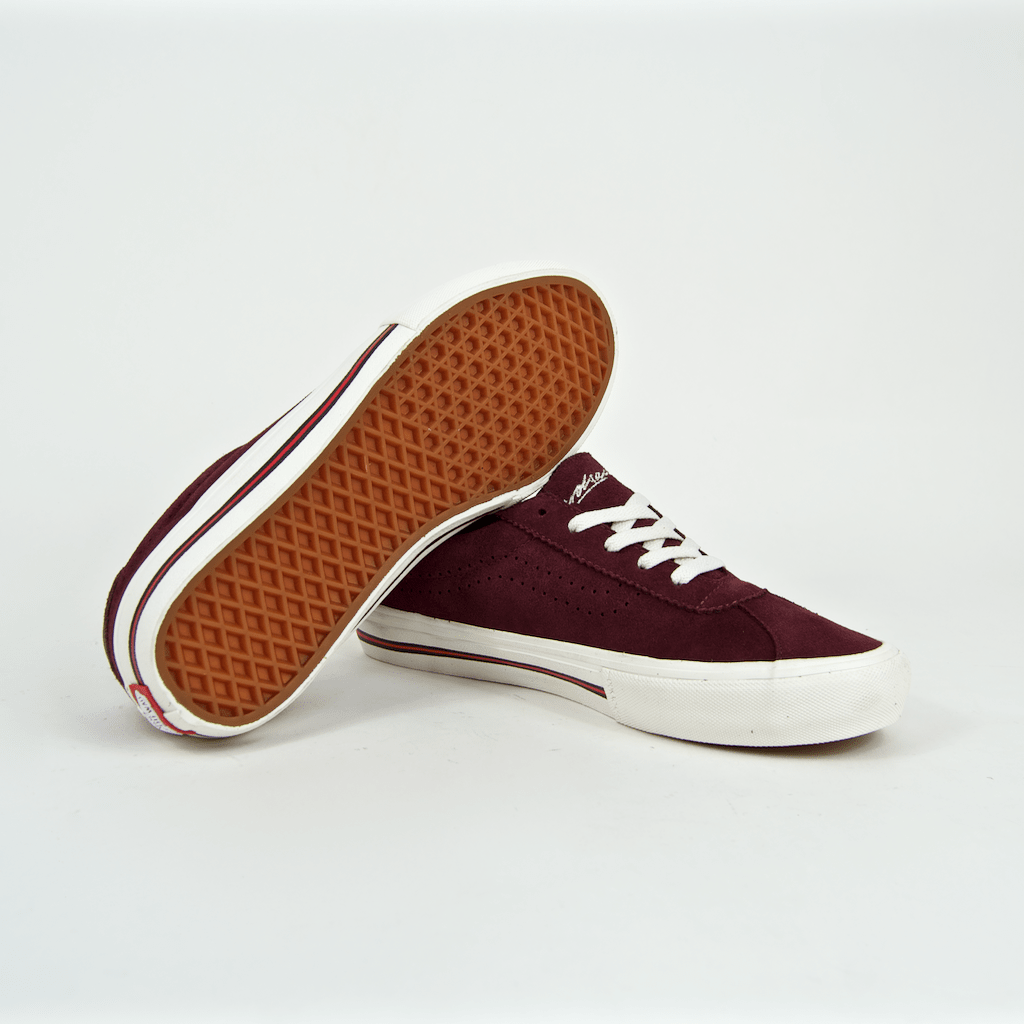 Vans - Yardsale Epoch Pro Shoes - Burgundy