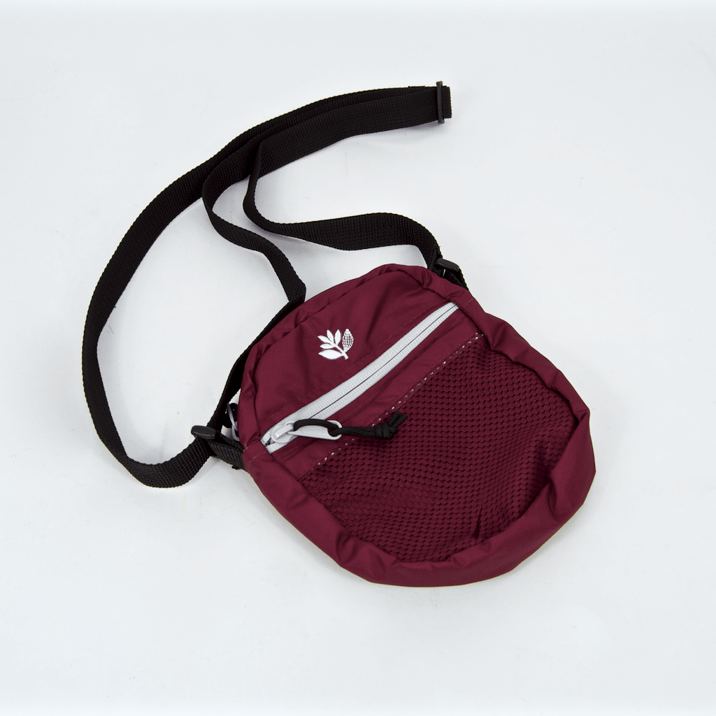 Magenta Skateboards - Sport Pouch Bag - Burgundy