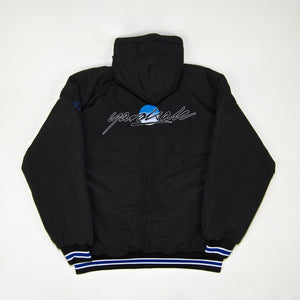 Yardsale - Blazer Hooded Jacket - Black
