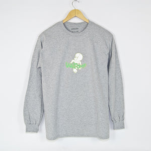 Welcome Skate Store - Yip Longsleeve T-Shirt - Sports Grey