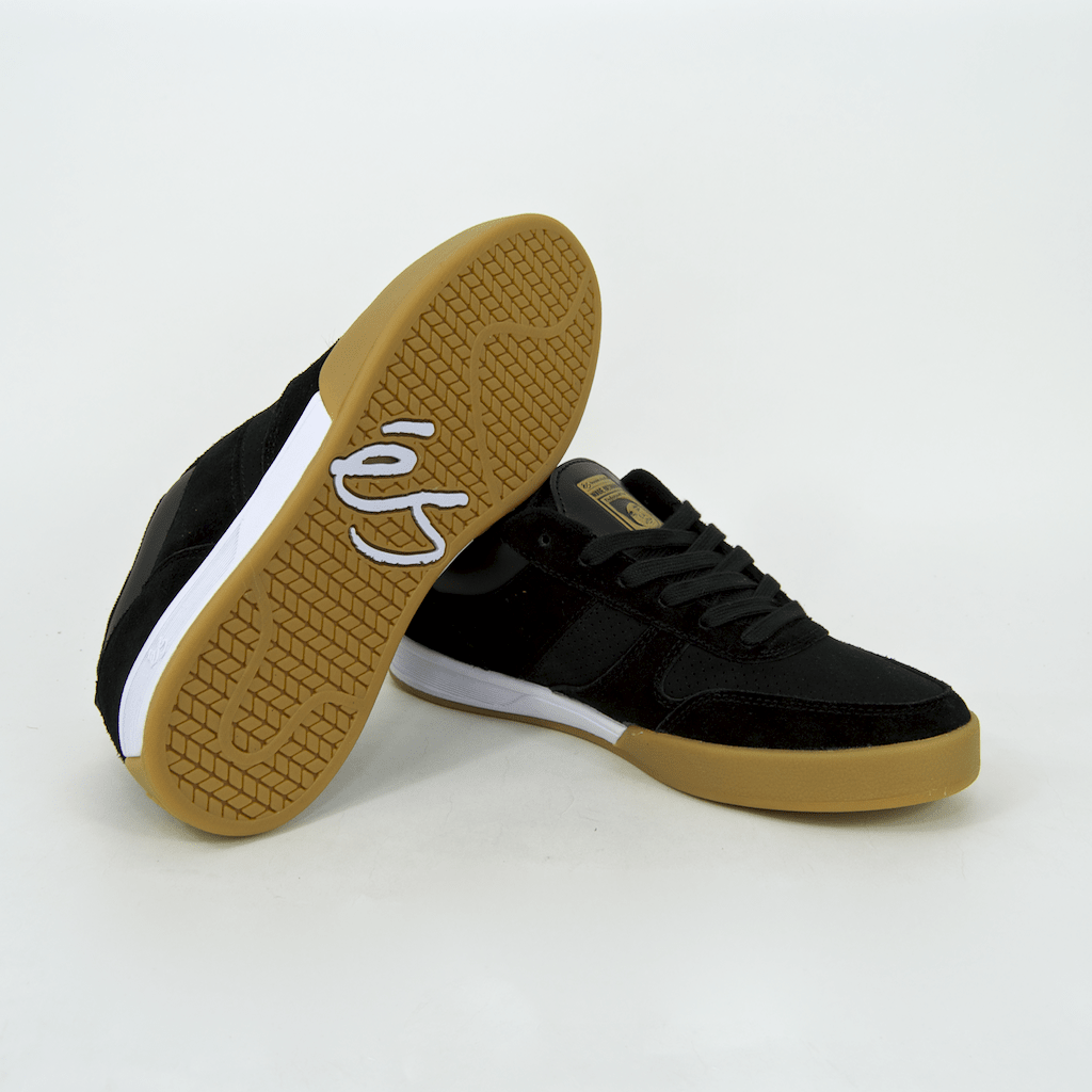 eS Footwear - Contract Wade Desarmo Shoes - Black / Gum