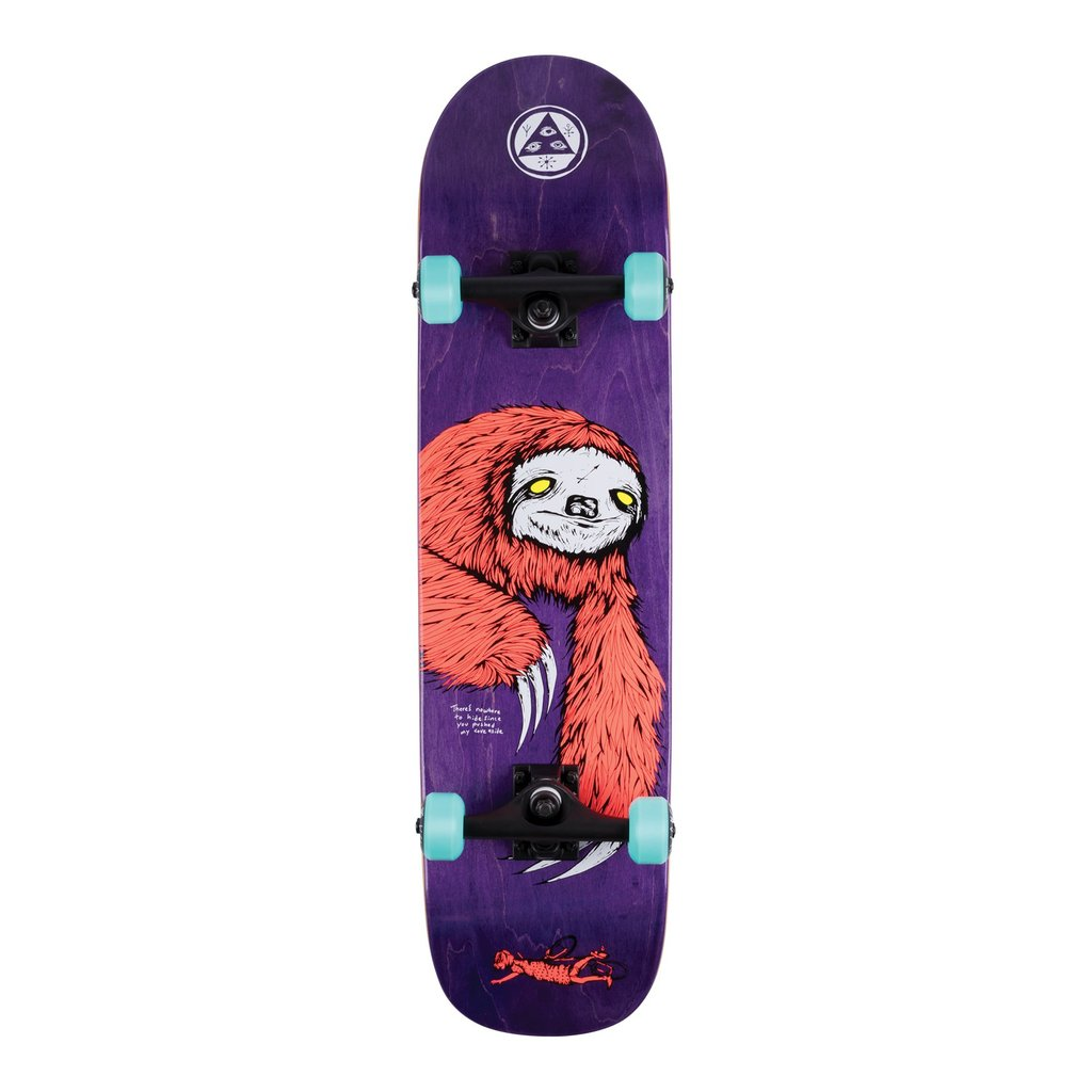 Welcome Skateboards - 8.0