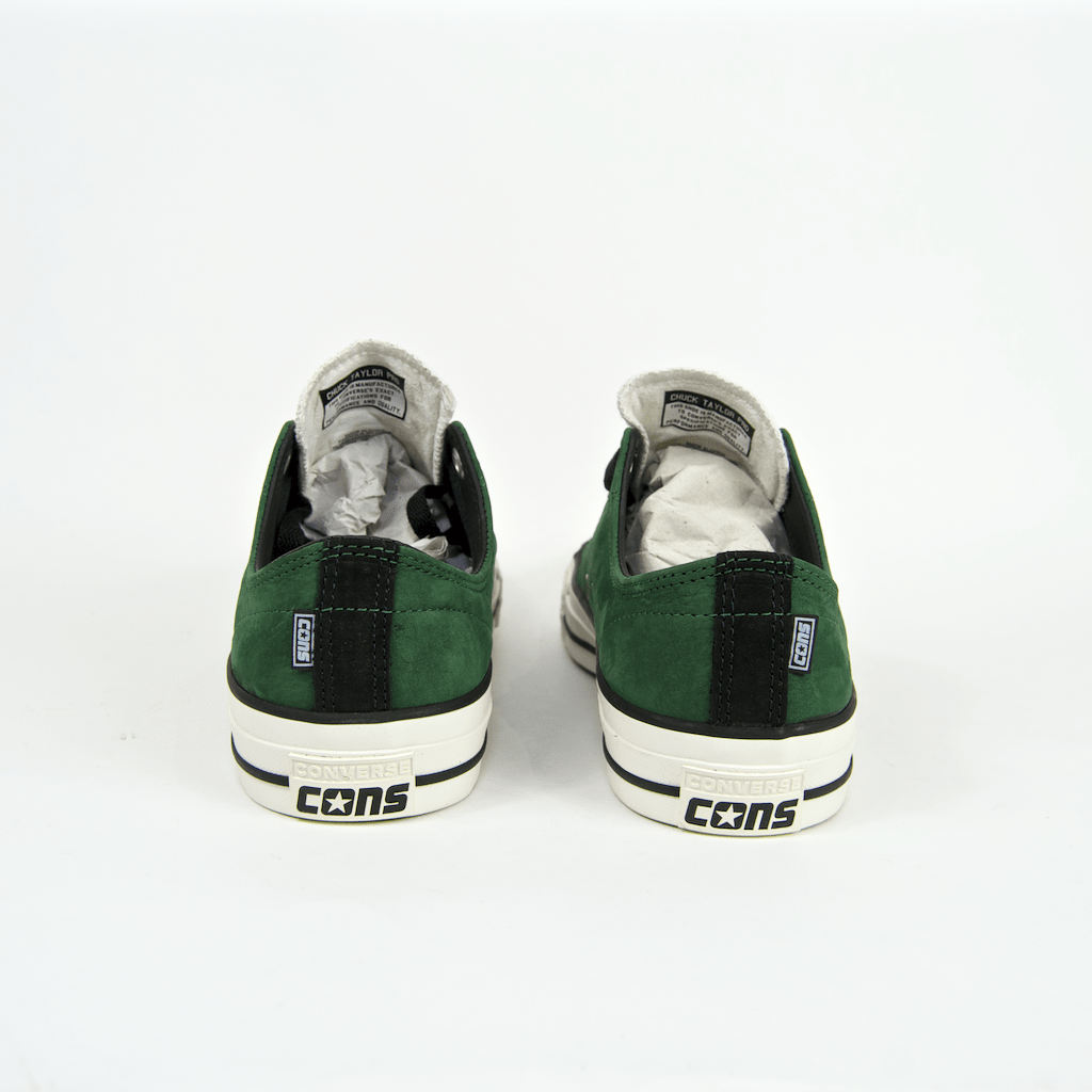 Converse Cons - CTAS Pro Ox Shoes - Fir Green / Black / Egret
