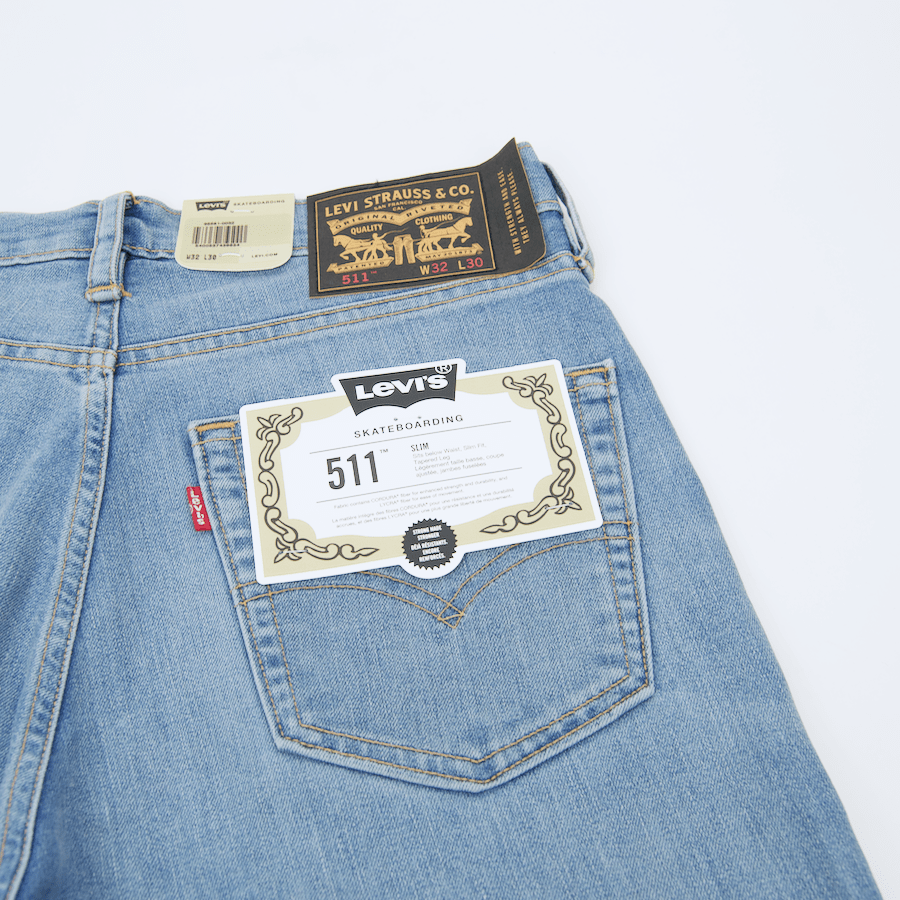 899a345c776 Levi's Skateboarding Collection - 511 Slim Jean - Channel | Welcome ...