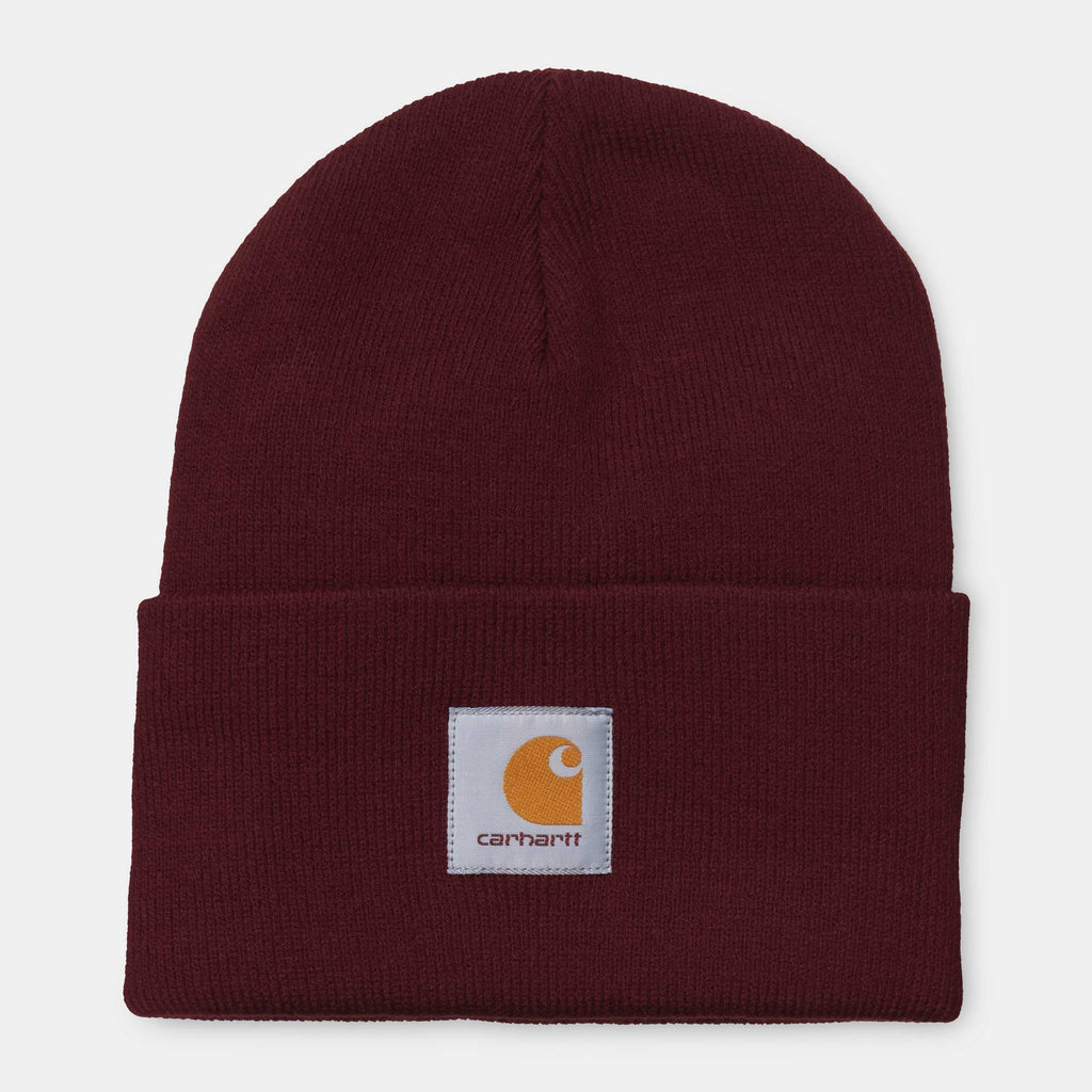 Carhartt WIP - Acrylic Watch Beanie - Bordeaux