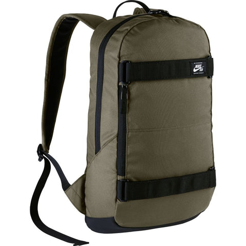 Nike SB - Courthouse Backpack - Medium Olive / Black / White