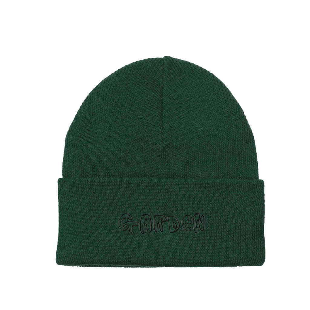 Garden - Cloud Beanie - Green