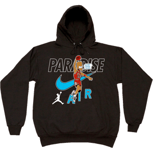 Paradise - Can't Touch This Hooded Sweatshirt - Black