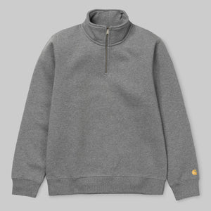 Carhartt WIP - Chase Highneck Sweatshirt - Dark Grey Heather