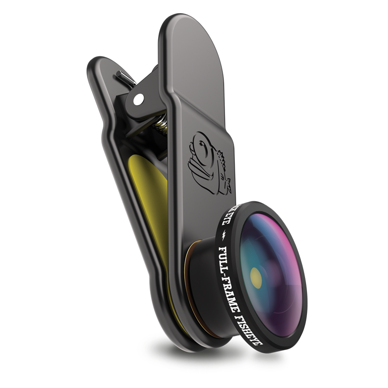 Black Eye - Fisheye Smartphone Lens