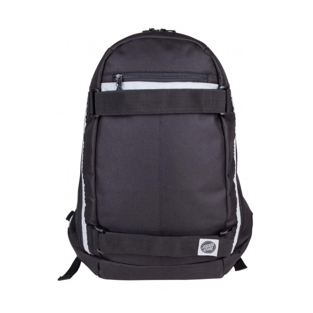 Santa Cruz - Plaza Backpack - Black