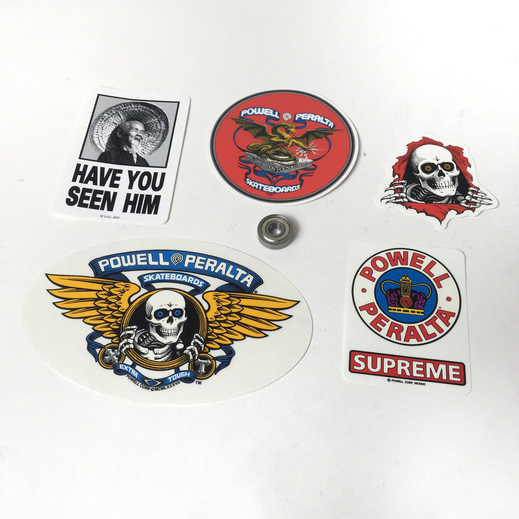 Powell Peralta - Sticker Pack