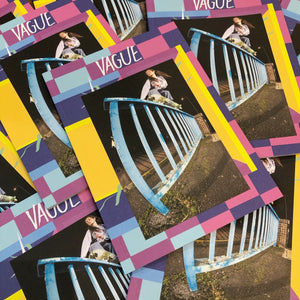 Vague Mag - Issue 20 (FREE WITH ANY PURCHASE)