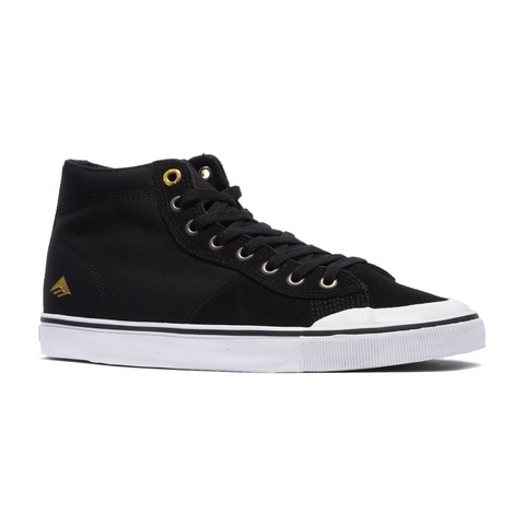 Emerica - Indicator High Shoes - Black / White