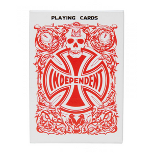 Independent - Hole 'Em Playing Cards