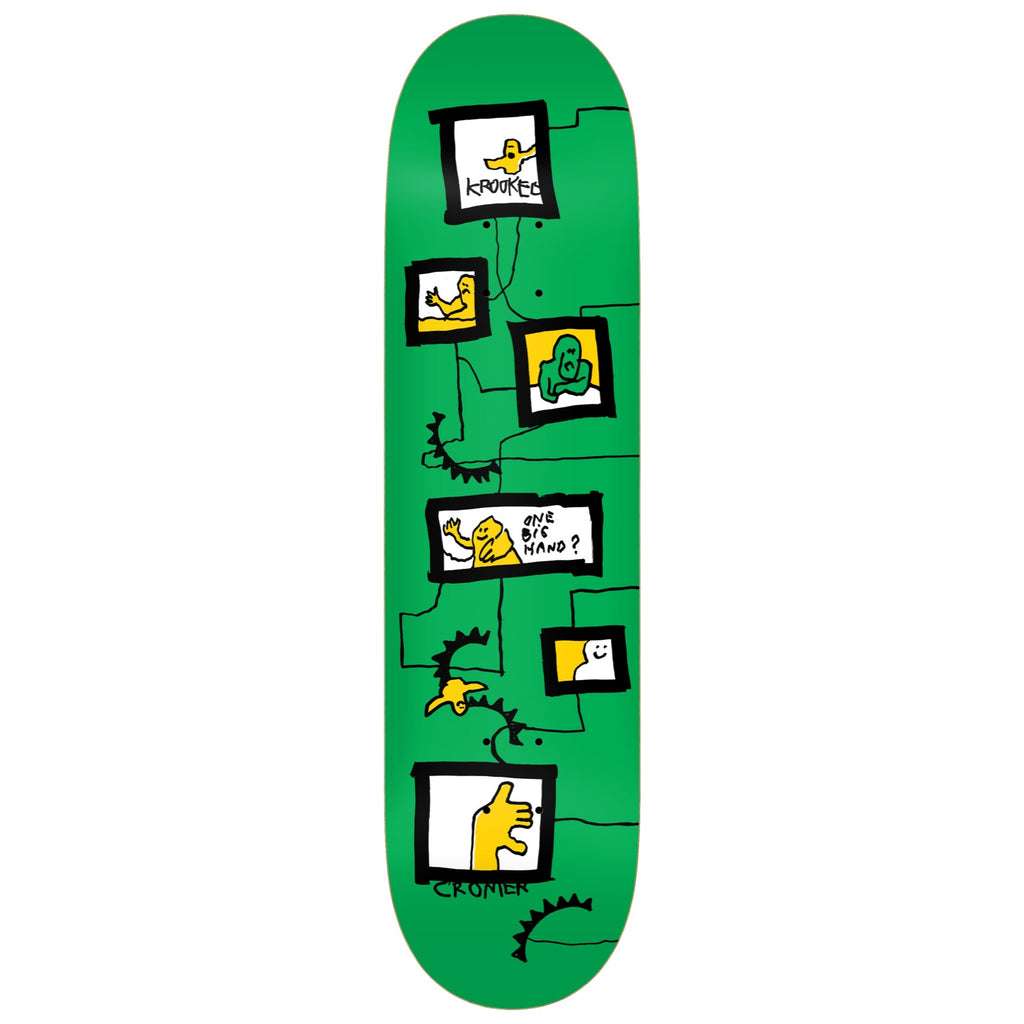 Krooked Skateboards - 8.12