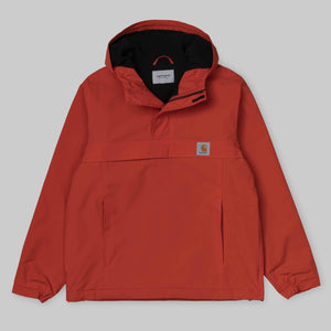 Carhartt WIP - Nimbus Pullover Jacket - Brick Orange