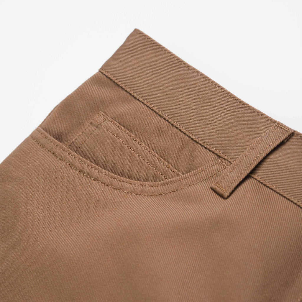 Carhartt WIP - Smith Pant - Hamilton Brown (Rigid)