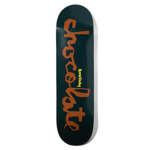 Chocolate Skateboards - 8.5 Raven Tershy Original Chunk Deck
