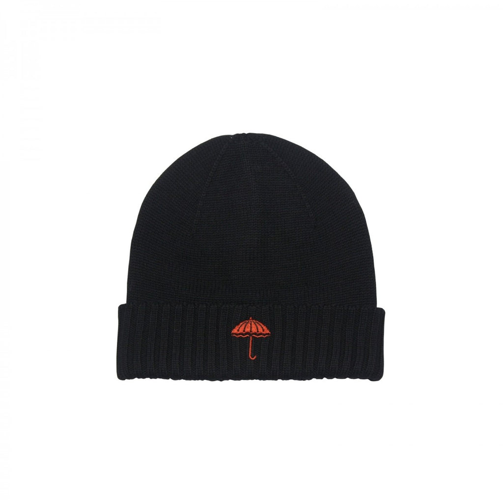 Helas - Umbrella Beanie - Black