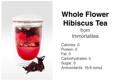 Hibiscus Tea Nutrition Facts