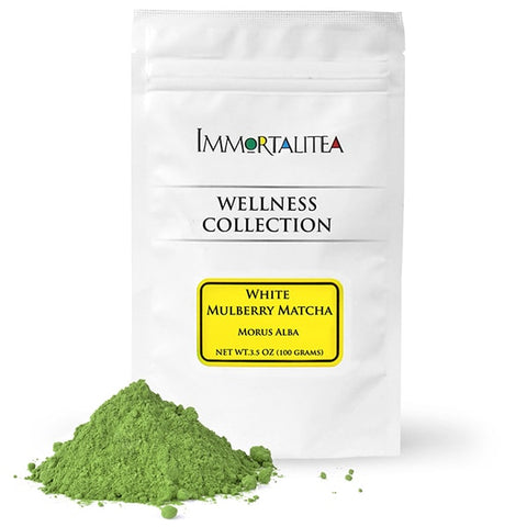White Mulberry Matcha