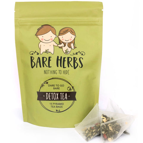 Dare To Go Bare - Detox Tea