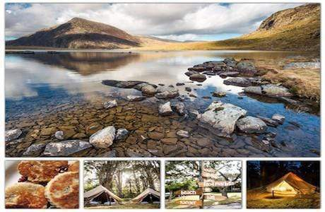 Some of the Best Campsites Wales has to offer.