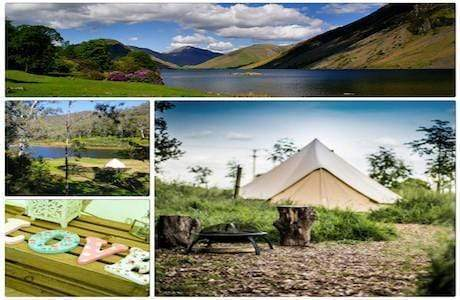 The 10 Best Family Campsites In The UK