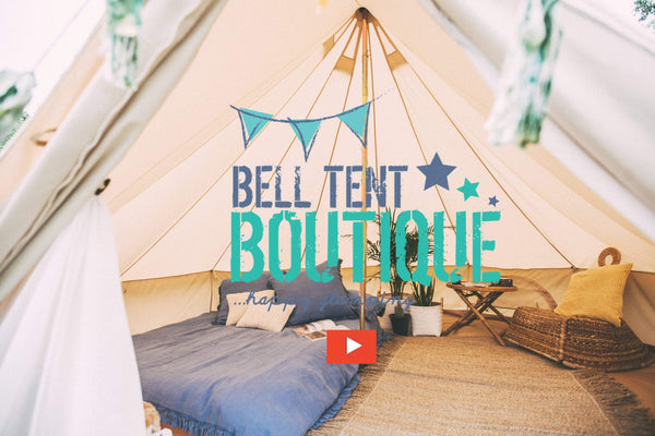Size Guide Video | Find Your Families Perfect Bell Tent