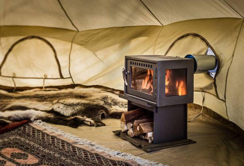 & Tent Life | Living Under Canvas | Bell Tent Boutique