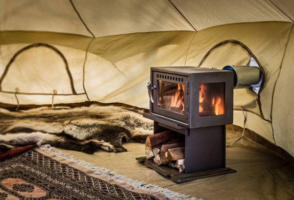 Tent Life | Living Under Canvas | Bell Tent Boutique