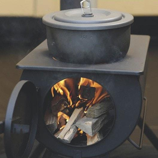 Outbacker Portable Wood Stove Bell_tent_Boutique