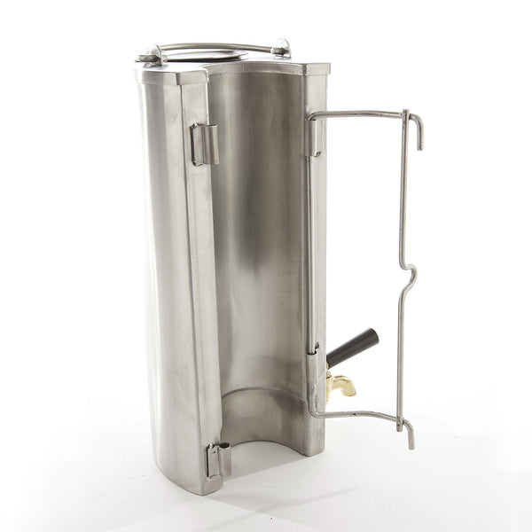 Outbacker stove water heater Bell-Tent-Boutique