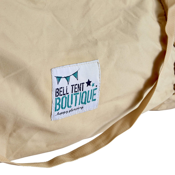 Canvas Bell Tent Bag