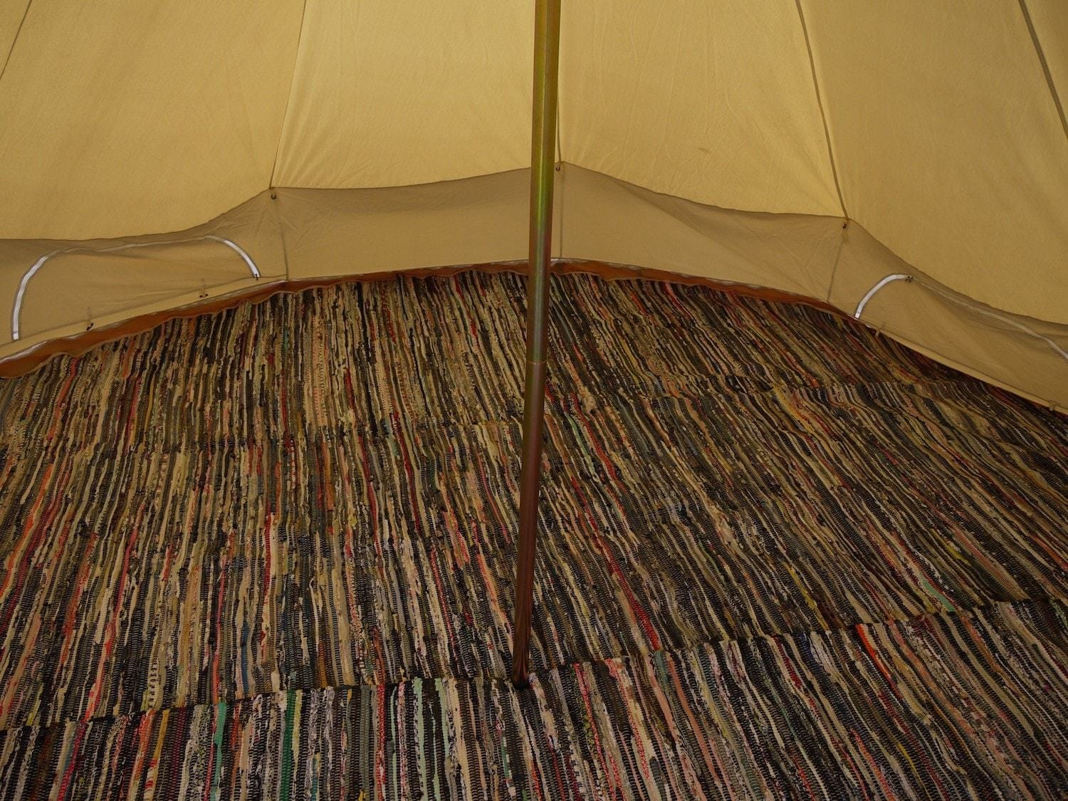 Tents Bell Tent Rugs