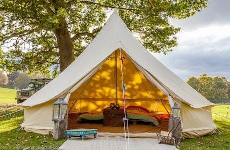 & 4M Bell Tent u2013 Bell Tent Boutique