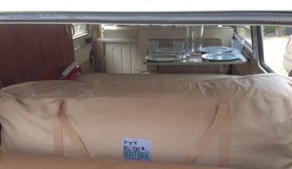 DubPod ™ - Drive Away Camper Van Canvas Awning