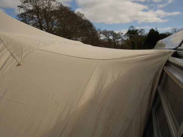 DubPod  Drive Away Camper Van Canvas Awning