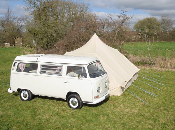 DubPod - Drive Away Camper Van Canvas Awning