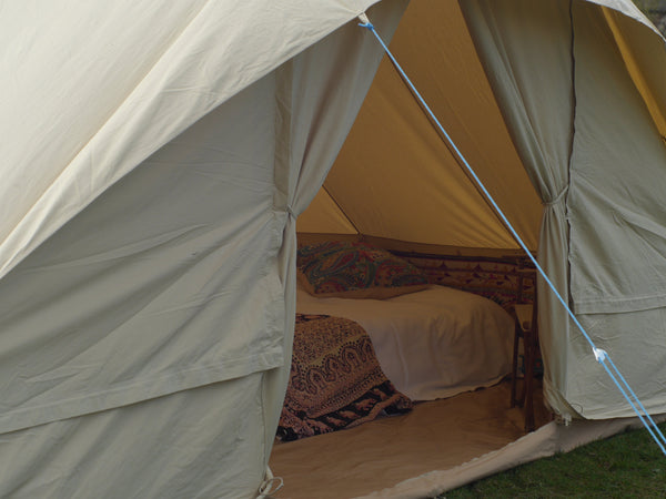 Touareg Tent With Stove Hole