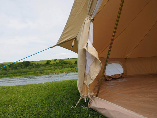 6M Superlite Polycotton Bell Tent