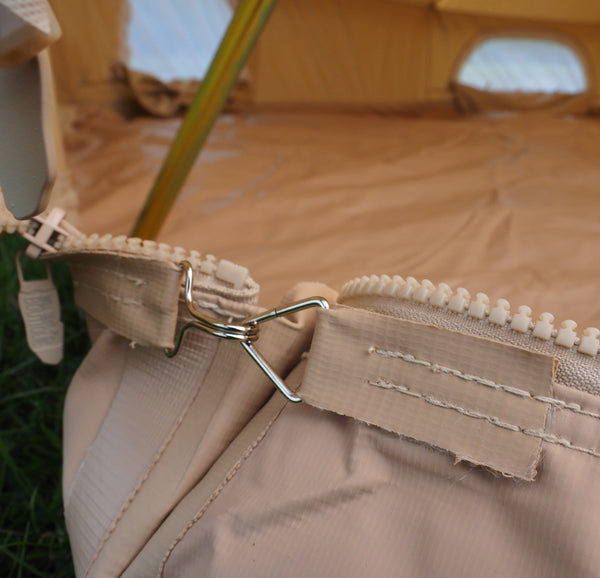 5m bell tent