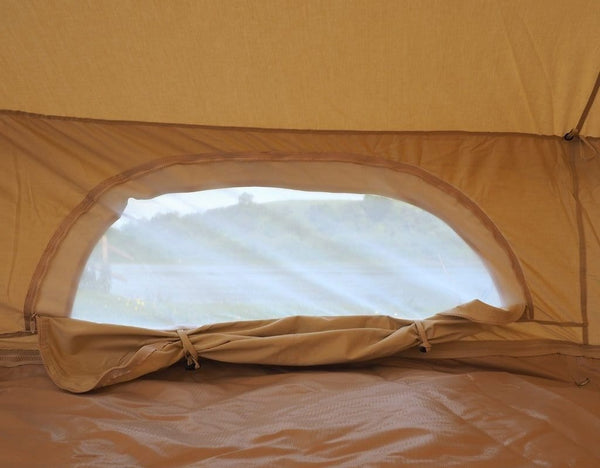 5M Bell Tent with Stove Hole