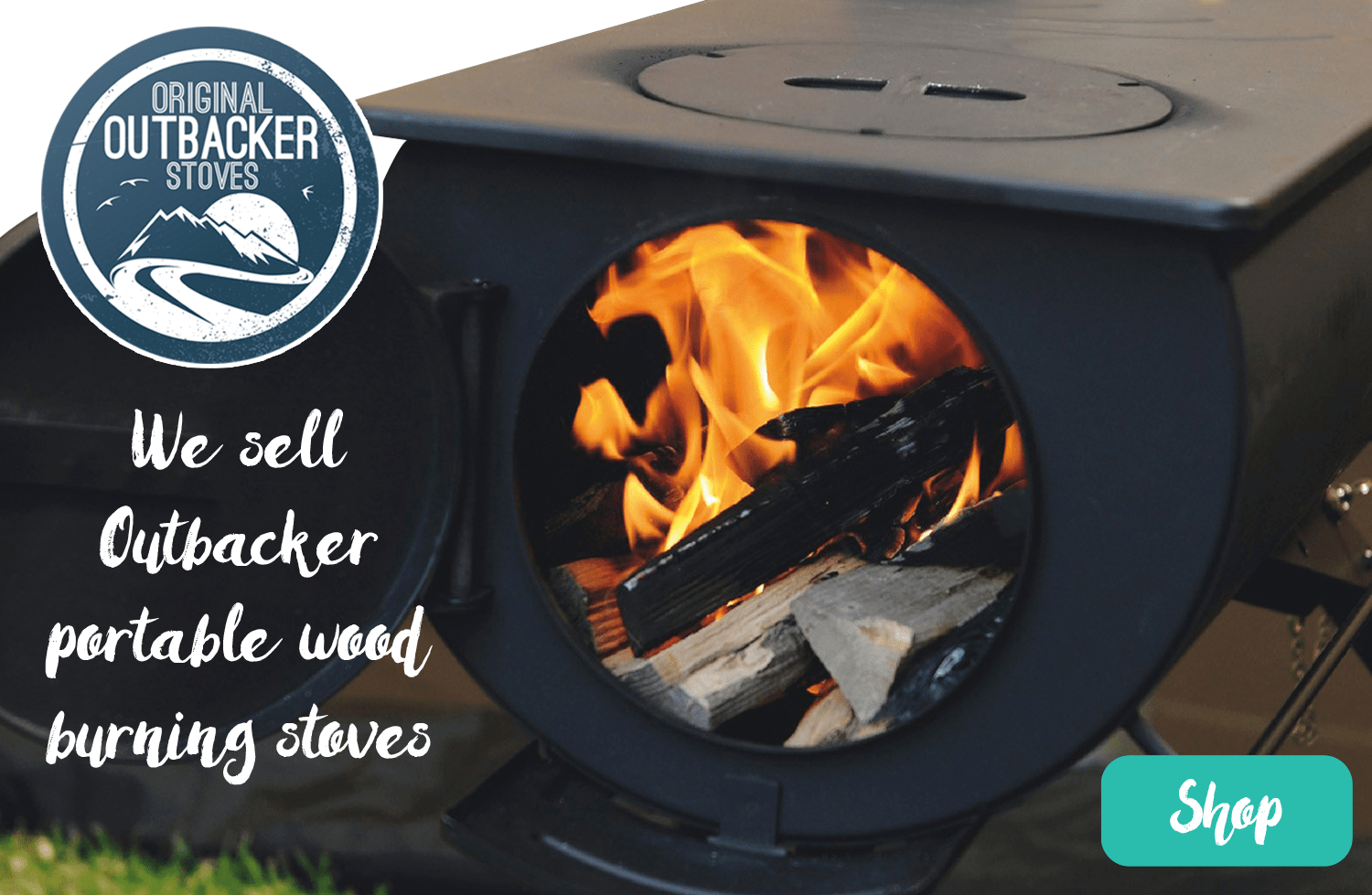 Outbacker Portable Stove