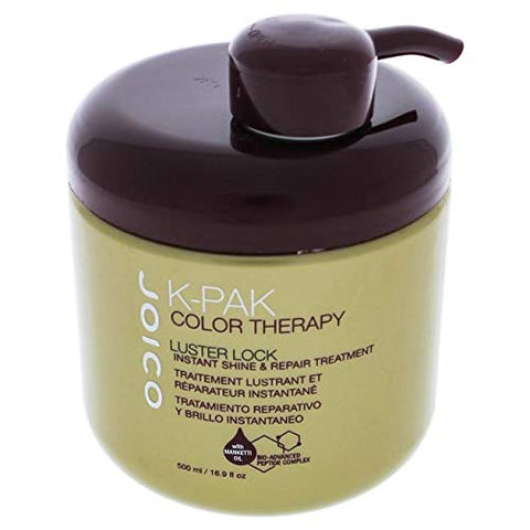 Joico K-Pak Color Therapy Luster Lock Instant Shine & Repair Treatment, 16.9 oz